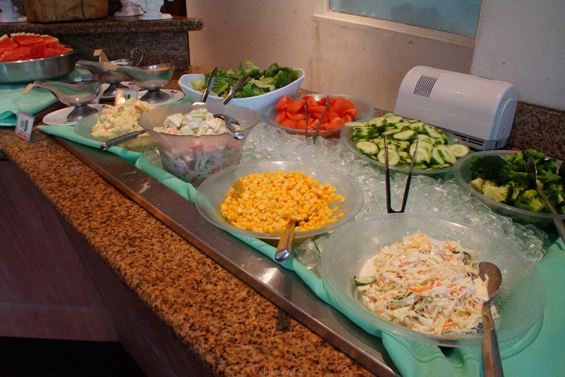 Observatory Admission & Chamorro Lunch Buffet