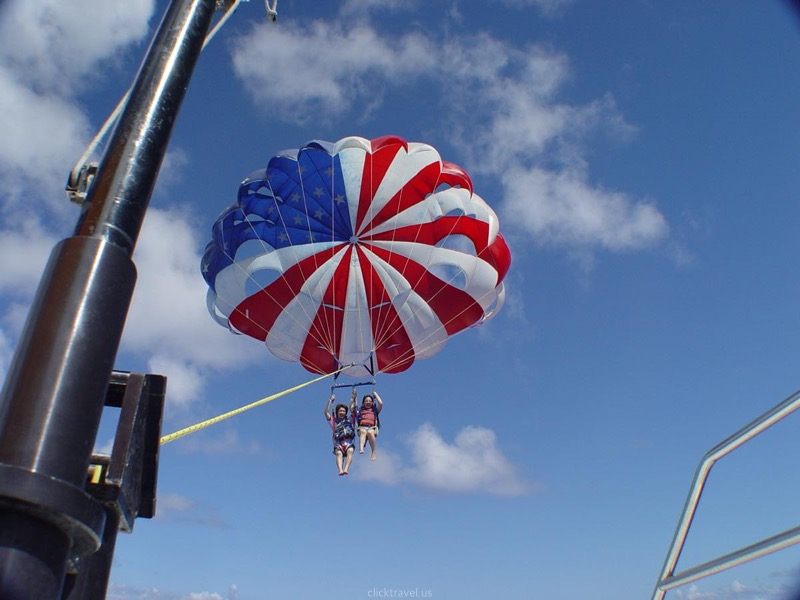 Parasailing Package