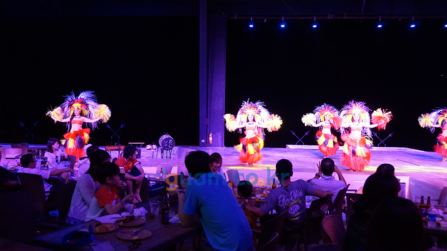 The Beach BBQ Buffet Dinner Show